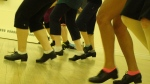 Adult Tap dance at BDX Toronto