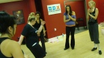 Toronto tap dance group improv
